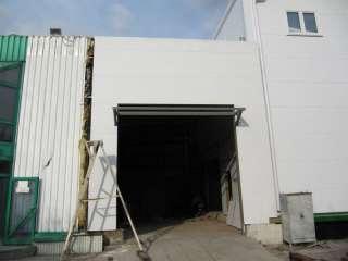 Реконструкция складского здания