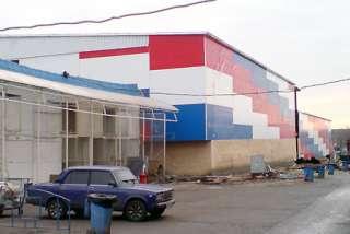 Склад на Черкизовском рынке