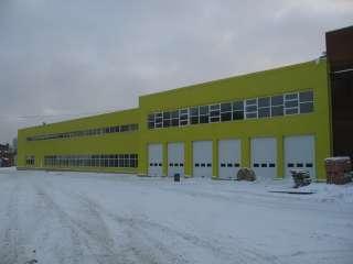 Производственно-складской корпус ЗАО «1С»