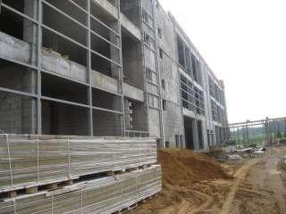 Производственная база компании Русскарт