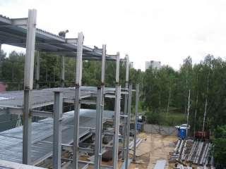Строительство 4-х этажного здания