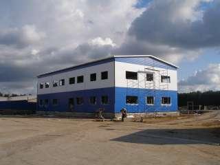 Возведение Офисного здания