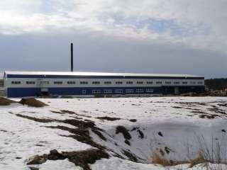Готовые здания из Сэндвич панелей