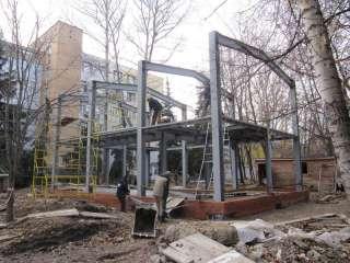 Здания котельной из ЛВК