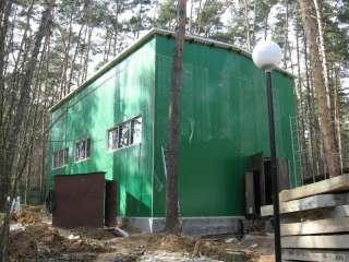 Сооружение для очистки сточных вод