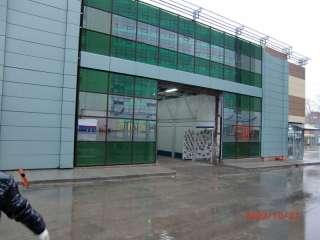 Строительство торговых центров, магазинов и павильонов